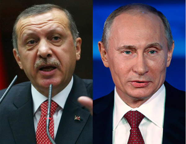Turkeys Erdogan warns Russia not to play with fire