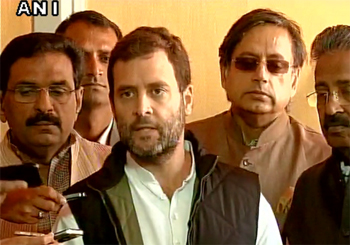 PM insulted people of Kerala, sidelined CM: Rahul Gandhi
