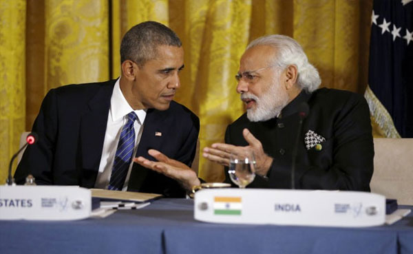 US concerned about 'rising intolerance, violence' in India