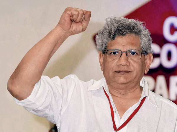 A new challenge before Sitaram Yechury