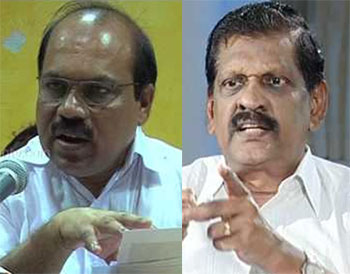 Ministers lodge complaint against Home Dept over suspension of officials