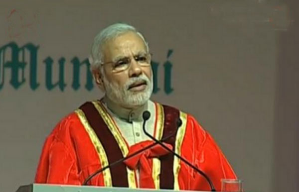 The poorest should also have access to science: Modi