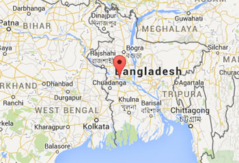 41 drown in ferry capsize in Bangladesh