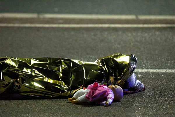 More than a third of Nice victims were Muslim