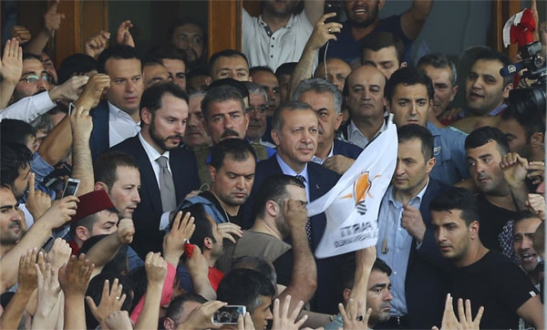 Death toll rises to 90 in Turkish coup bid