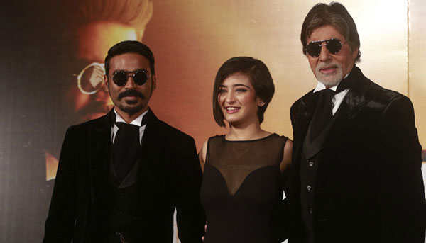 Have nothing to lose in Bollywood, so experiment with characters: Dhanush