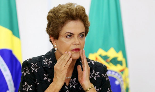 Brazils lower house votes for Rousseffs impeachment
