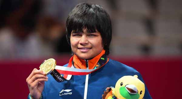 Manju hand India twin bronze medals in Asian Wrestling Cships