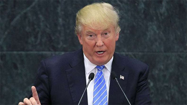Wont allow H1B visa holders to replace US workers: Trump