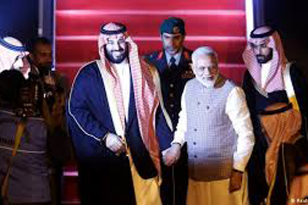 India, Saudi Arabia to establish high cooperation council to boost ties