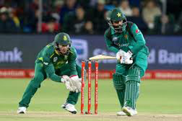 Pakistan opt to bat against South Africa