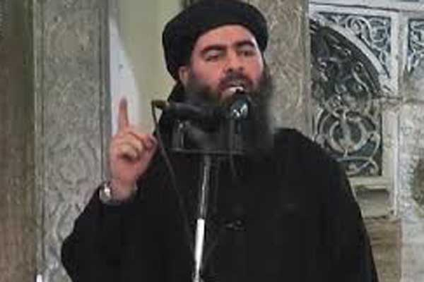 IS leader al-Baghdadi believed to have been killed