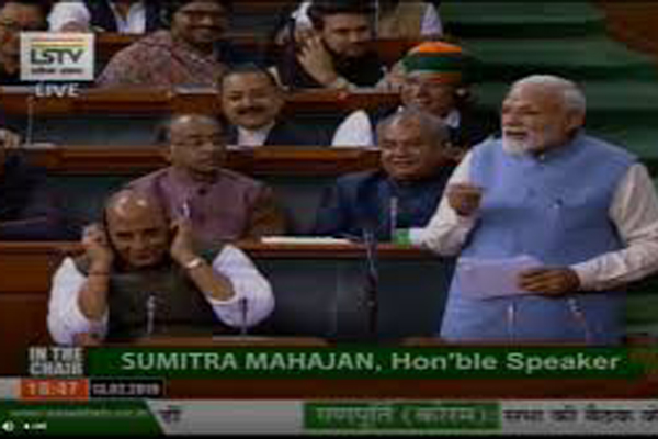 Modi, opposition leaders recall experiences of 16th Lok Sabha