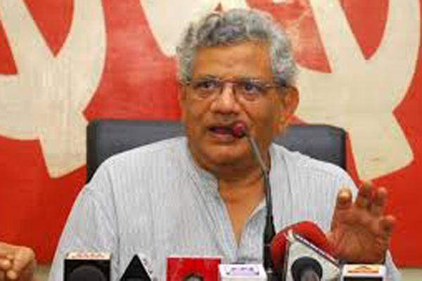 Maoist case against students: Yechuri disowns Pinarayi