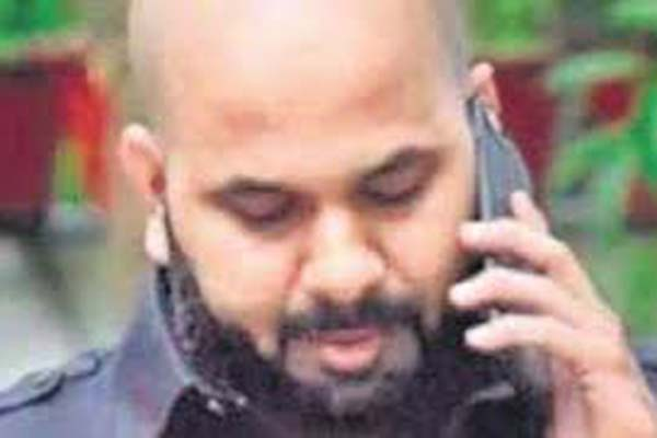 Binoy Kodiyeri appeared at Oshiwara Police Station