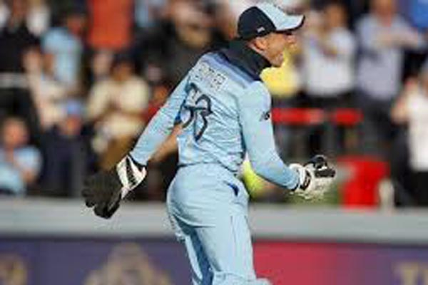 Went to default mode during NZs Super Over: Buttler