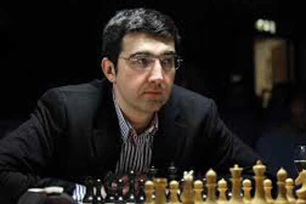 Former World Chess Champion Kramnik to train six young Indian GMs/IMs