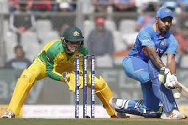 Ind vs Aus: Dhawan ready to bat at No.3 in remaining ODIs
