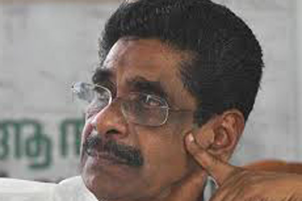 No to joint protest with CPM: Mullappally takes flak