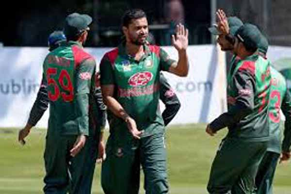 South Africa opt to bowl against Bangladesh