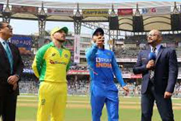 Bengaluru ODI: Australia opt to bat vs India