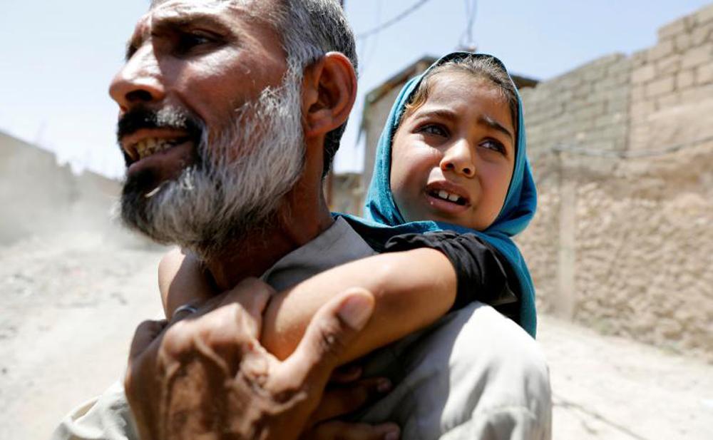 Iraqi PM, Saudi king discuss boosting ties over phone