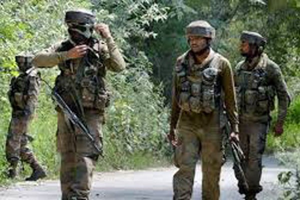 Gunfight in Jammu and Kashmir