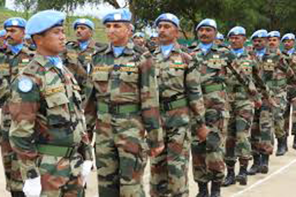 Indian peacekeepers in Haiti win laurels for exemplary service, professionalism
