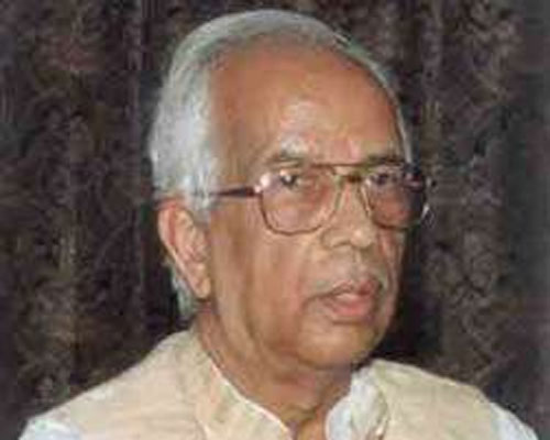 Kesri Nath Tripathi sworn in as Bengal governor
