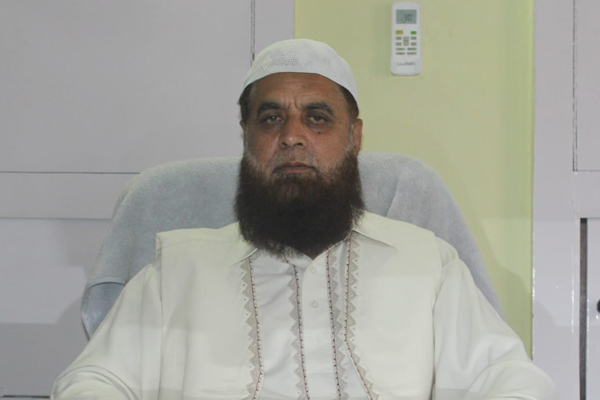 Jamaat-e-Islami chief among 12 detained in J&K