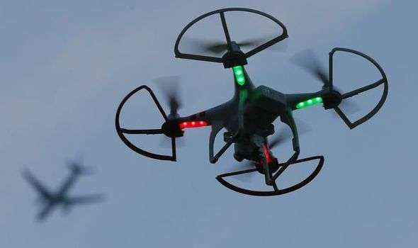 Drone sighted at airport, VSSC, beach; security on high alert