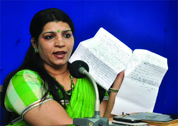 Saritha claims she had handed over controversial letter to Pillai
