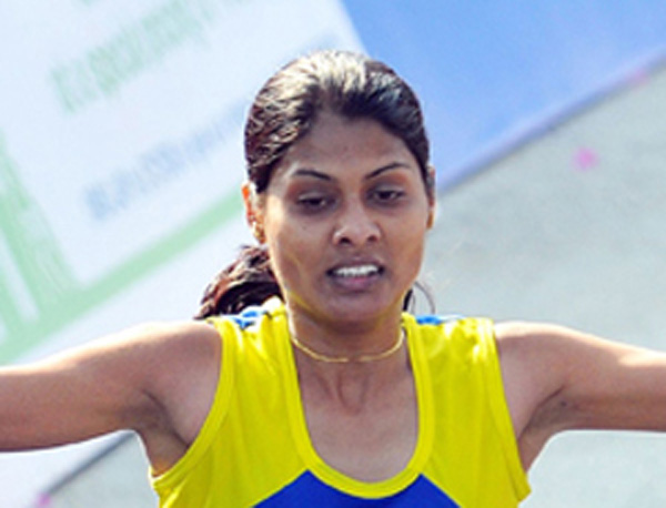 Lalita breaks national record, qualifies for Worlds final
