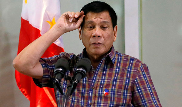 Philippines president to Obama: Im no American puppet