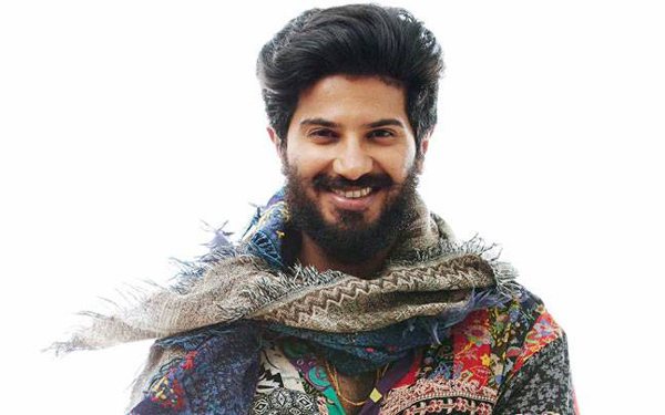 """""""He hugged me and kissed me,"""" says Dulquer on Mammootty's reaction"""
