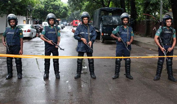 Dhaka cafe terror attack mastermind killed in raid