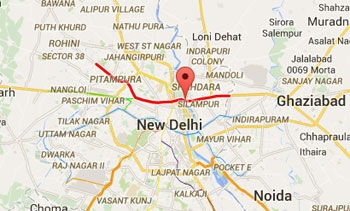 40 houses gutted in Delhi slum fire