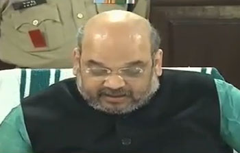 BJP against forcible conversions: Amit Shah