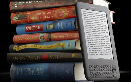 Coming, ebooks that feel, smell like real books