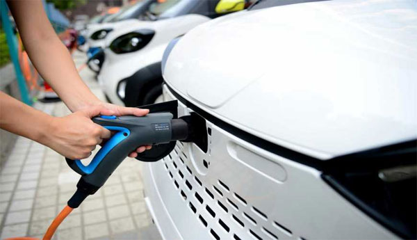 Over 112,000 charging points in Beijing for electric vehicles