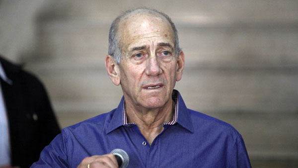 Ex-Israeli PM gets additional eight months in prison for graft