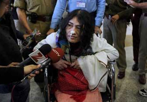 Irom Sharmila tells court she wants to settle in life
