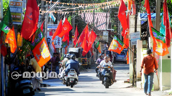 BJP demands adequate forces for Kerala polls