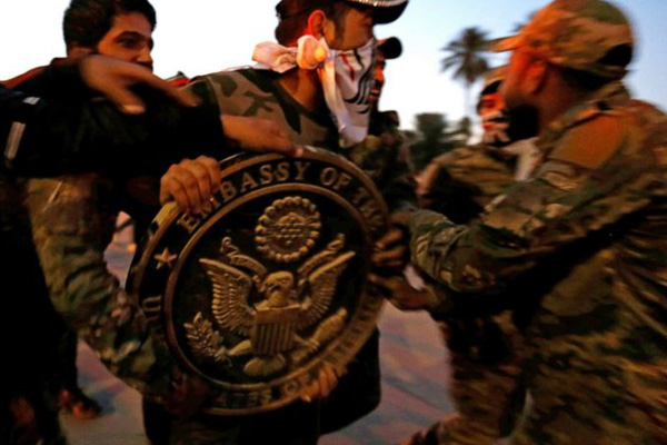 US to deploy troops to Middle East after embassy attack