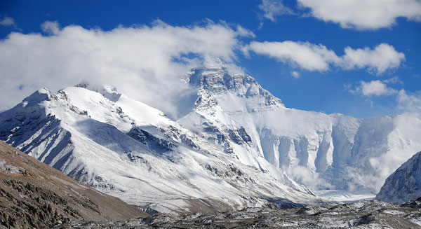 Over 70 percent of Everest glaciers volume may be lost by 2100: Study
