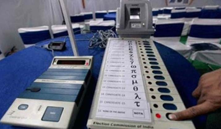 Oppn parties meet EC over EVM issue, demand matching of 50 pc of EVM results with VVPATs