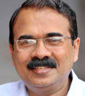 HM suicide: James Mathew MLA sent to 14 days judicial custody