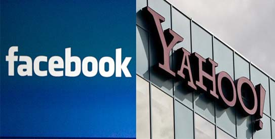 Yahoo, Facebook form advertising alliance