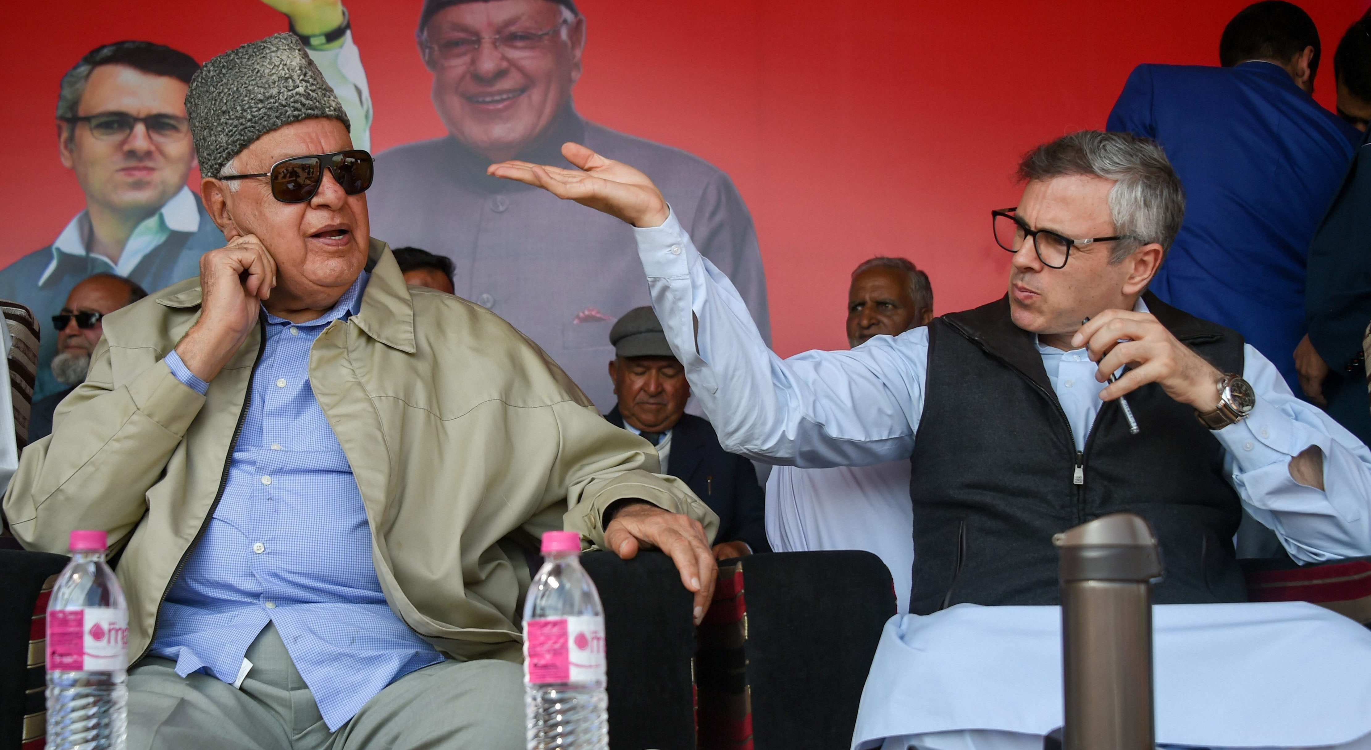 Axing of articles 370, 35A will lead to Azadi: Farooq