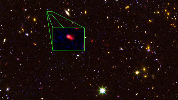 Farthest known galaxy in universe discovered